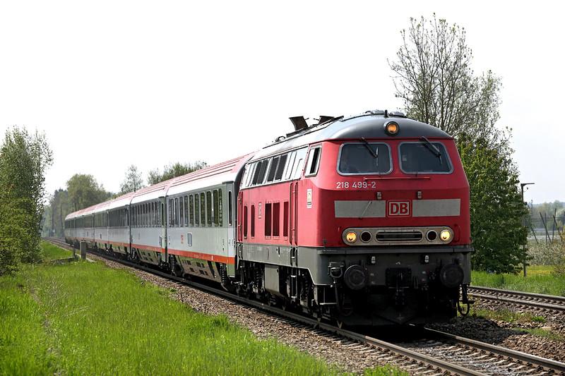218499 Meckenbeuren 3/5/2016<br /> IC118 0902 Innsbruck Hbf-Münster Hbf