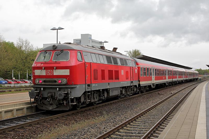 218491 Ravensburg 3/5/2016<br /> IRE4210 1606 Lindau Hbf-Ulm Hbf