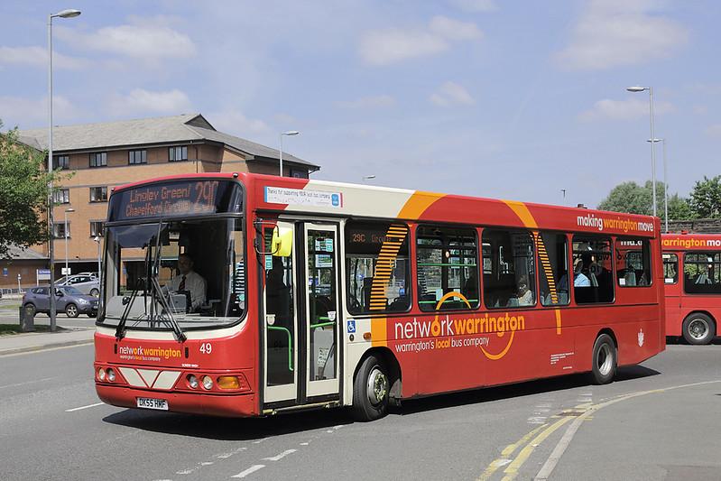 49 DK55HMF, Warrington 3/6/2016