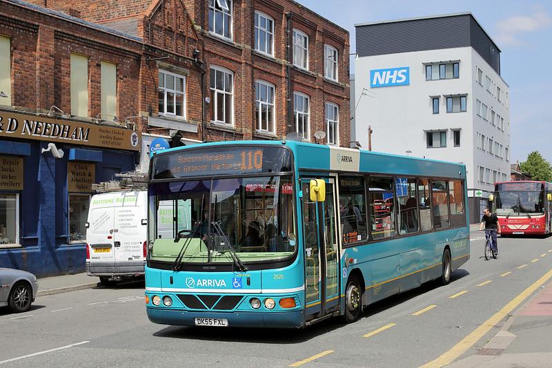 2525 DK55FXL, Warrington 3/6/2016