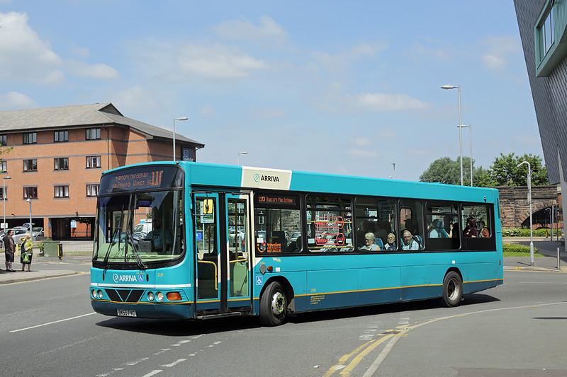 2539 DK55FYC, Warrington 3/6/2016