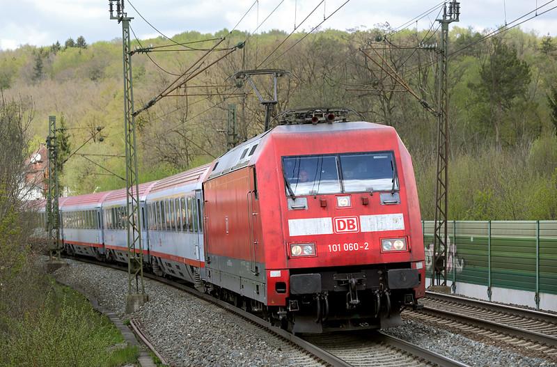 101060 Westerstetten 4/5/2016<br /> IC119 0727 München Hbf-Innsbruck Hbf