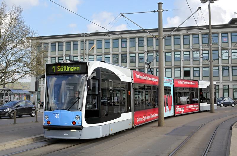 48 Hauptbahnhof 4/5/2016