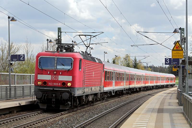 143900 Westerstetten 4/5/2016<br /> RB19282 1437 Ulm Hbf-Geislingen