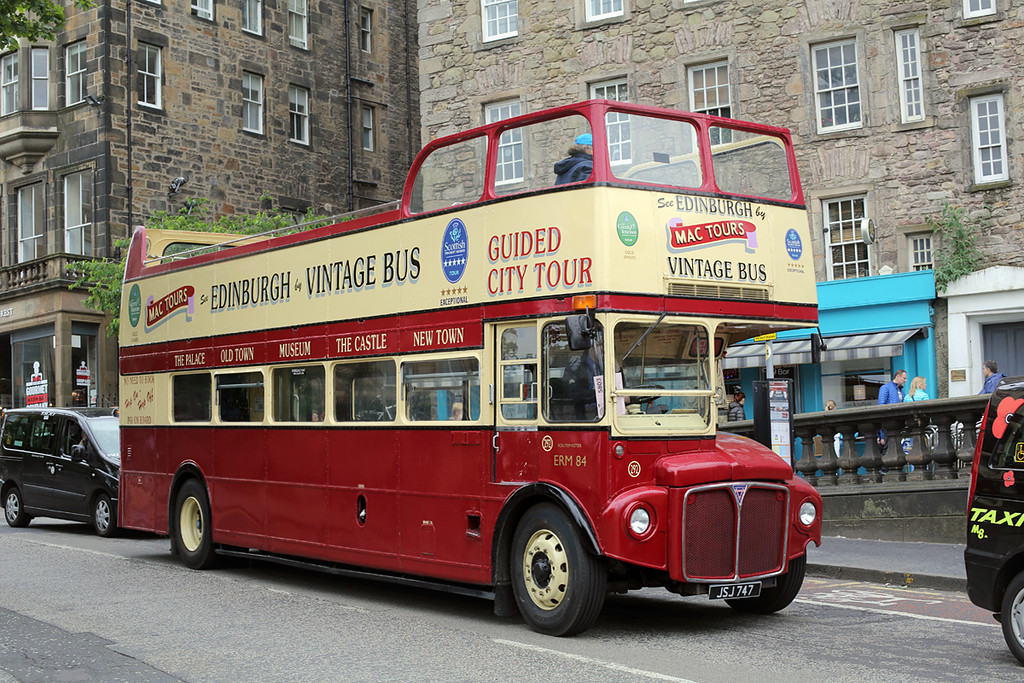 292 JSJ747, Edinburgh 4/7/2016