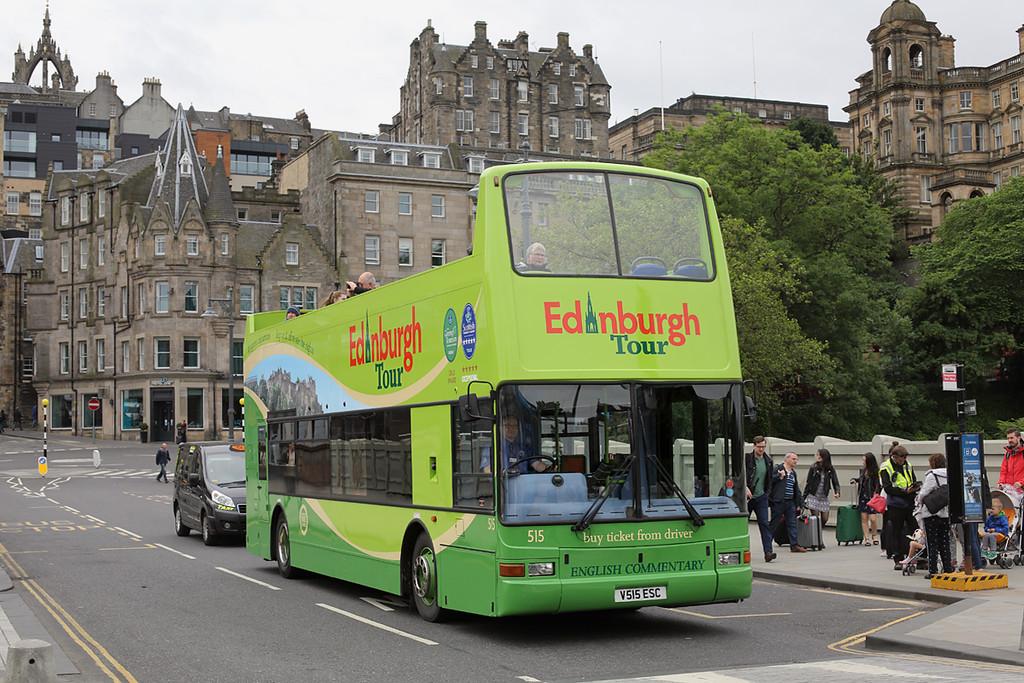 515 V515ESC, Edinburgh 4/7/2016