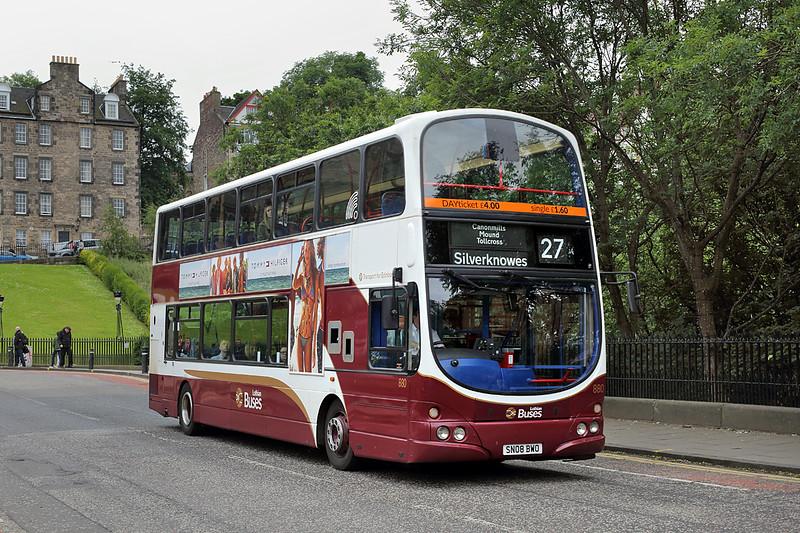 880 SN08BWO, Edinburgh 4/7/2016