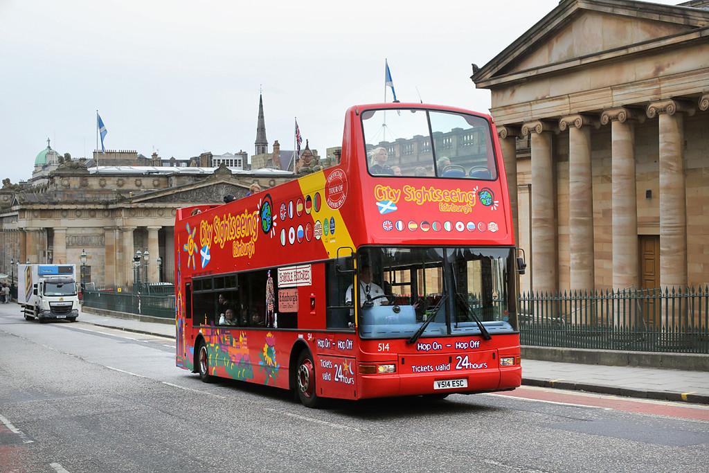 514 V514ESC, Edinburgh 4/7/2016