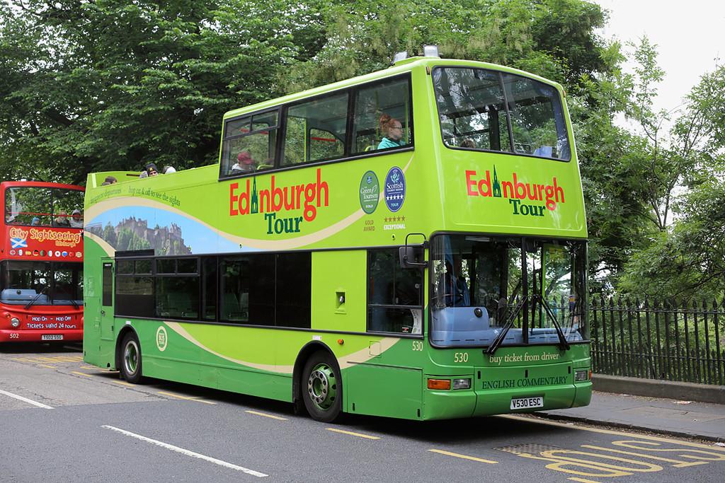 530 V530ESC, Edinburgh 4/7/2016