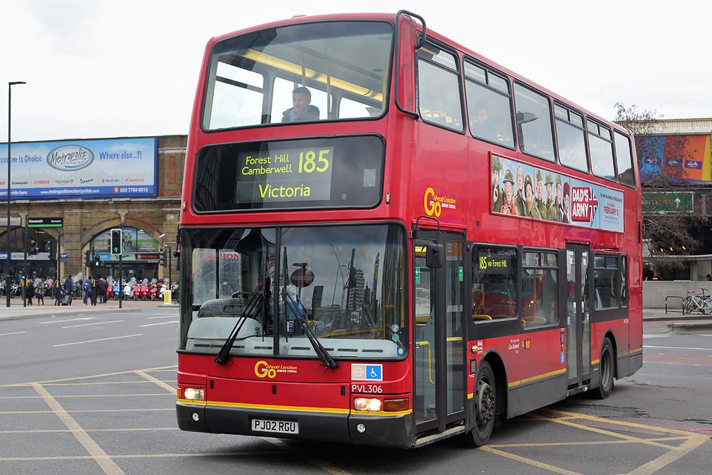 PVL306 PJ02RGU, Vauxhall 6/2/2016