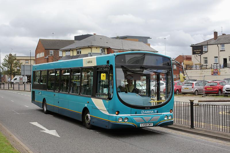 2908 CX58EWY, Birkenhead 6/9/2016