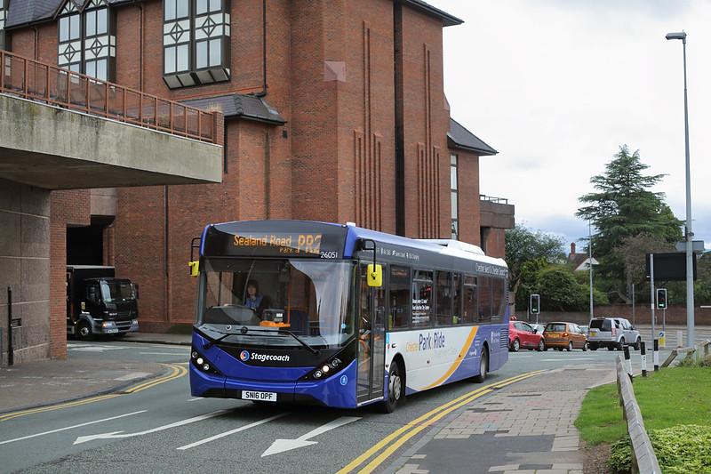 26051 SN16OPF, Chester 7/7/2016