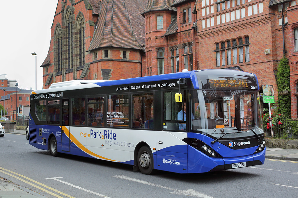 26060 SN16OPS, Chester 7/7/2016