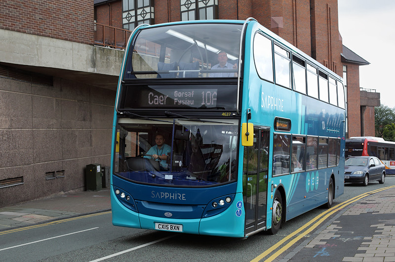 4637 CX15BXN, Chester 7/7/2016