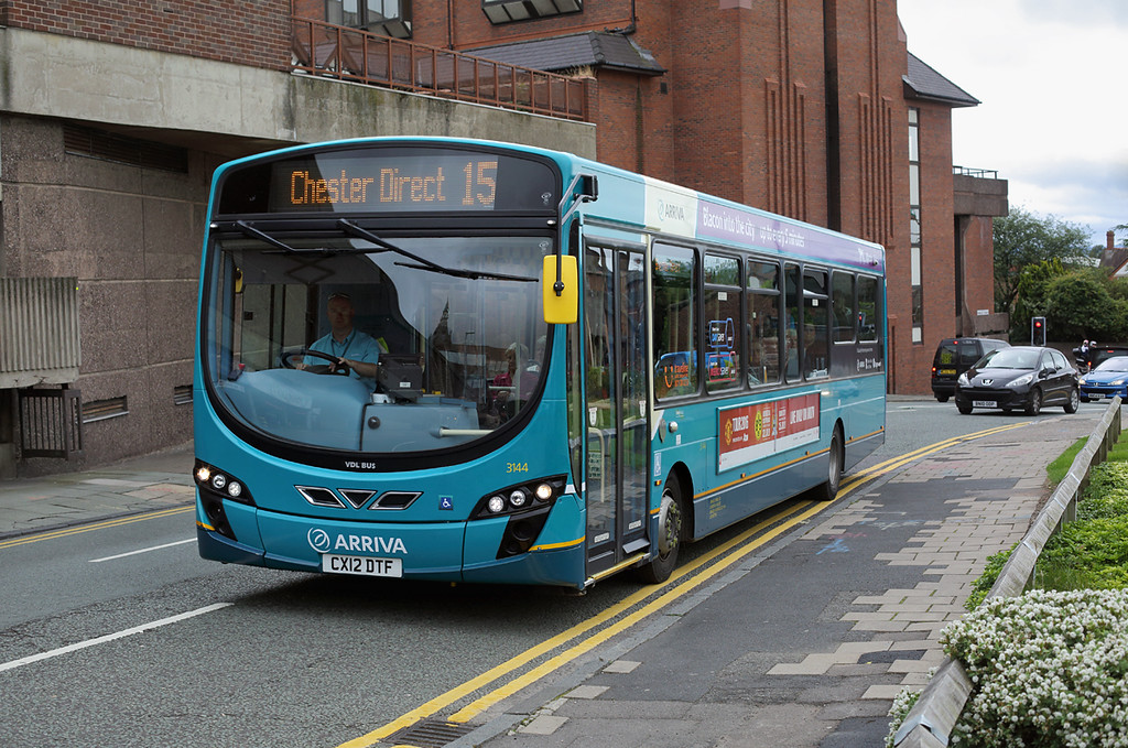 3144 CX12DTF, Chester 7/7/2016