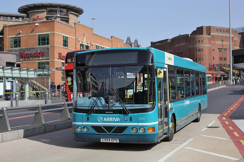 2508 CX54EPO, Liverpool 7/9/2016