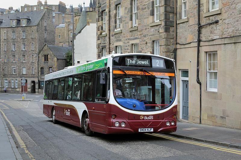 130 SN04NJF, Edinburgh 7/10/2016