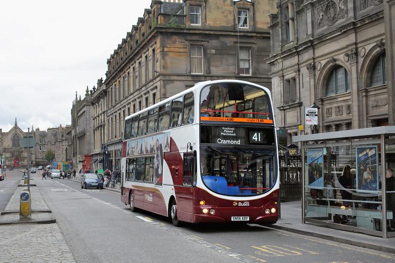 765 SN56ABV, Edinburgh 7/10/2016