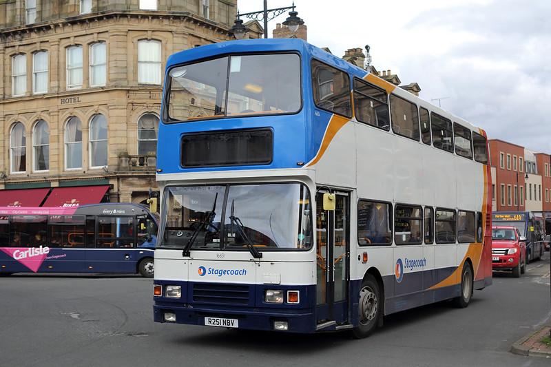 16651 R251NBV, Carlisle 8/4/2016