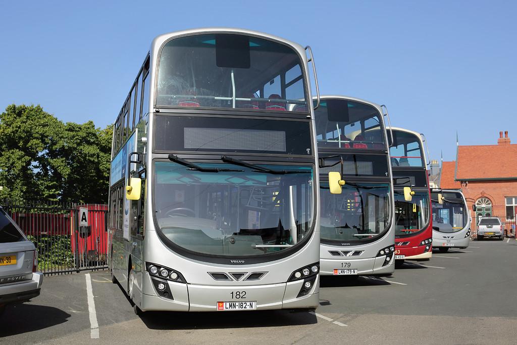 182 LMN182N, Port Erin 8/8/2016