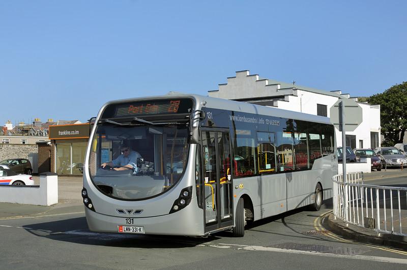 131 LMN331K, Port Erin 8/8/2016
