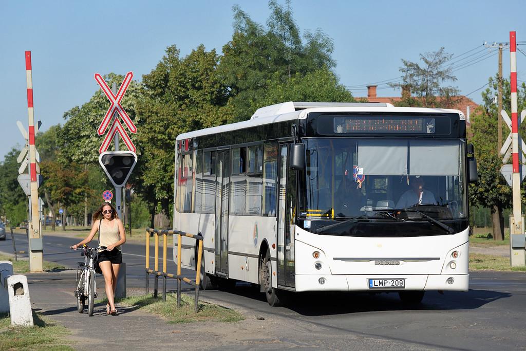 LMP-209, Debrecen Csapókert 11/7/2016