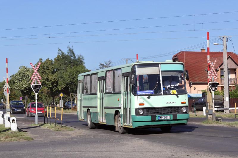 MHZ-556, Debrecen Csapókert 11/7/2016