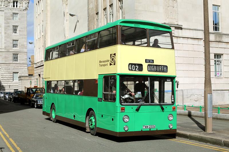 1836 TWM220V, Liverpool 11/9/2016