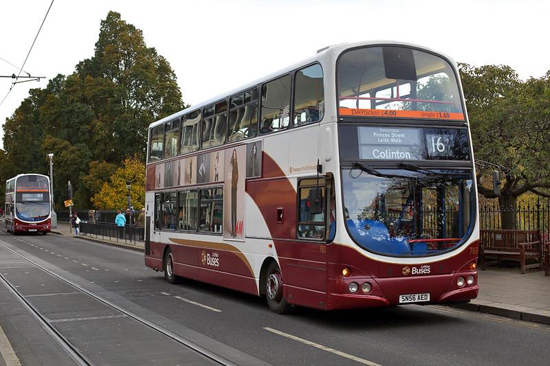 783 SN56AED, Edinburgh 11/11/2016