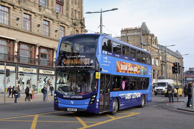 33436 SN66WGG, Edinburgh 11/11/2016