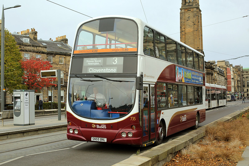 735 SN55BNL, West End 11/11/2016