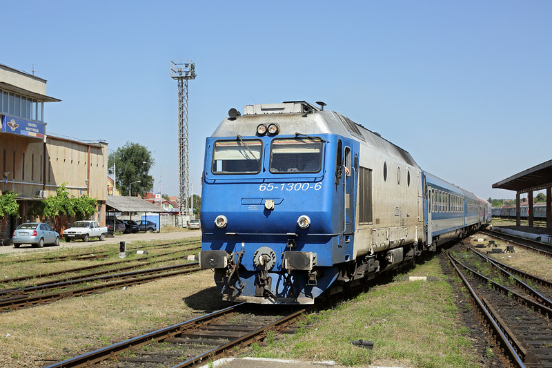 651300 Oradea 12/7/2016<br /> IC367 0555 Budapest Keleti-Brasov