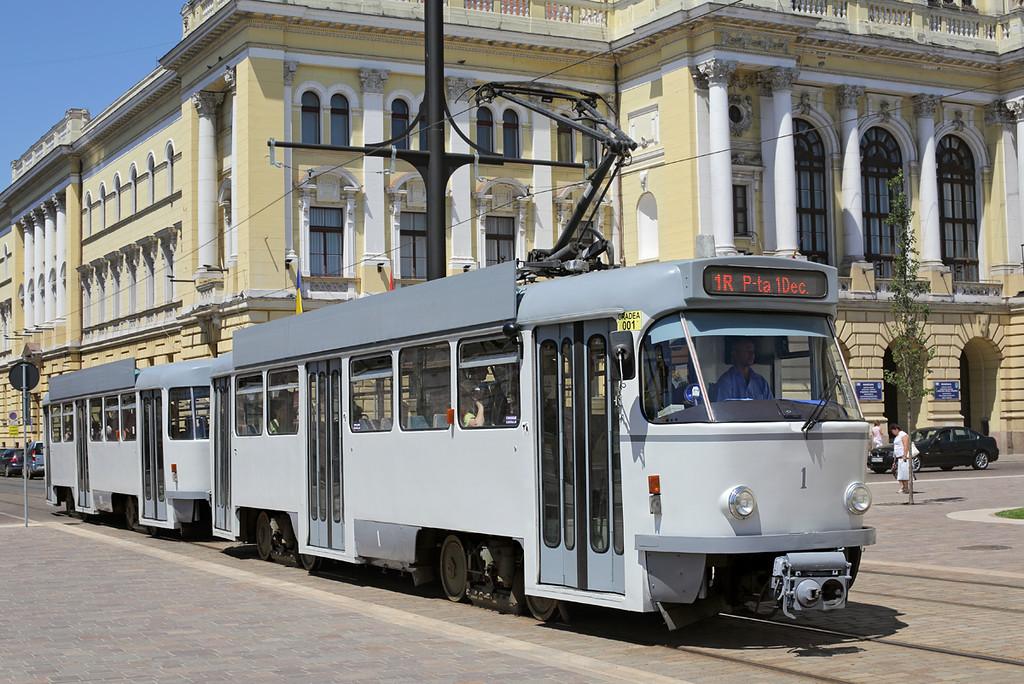1 and 101, Piaţa Unirii 12/7/2016
