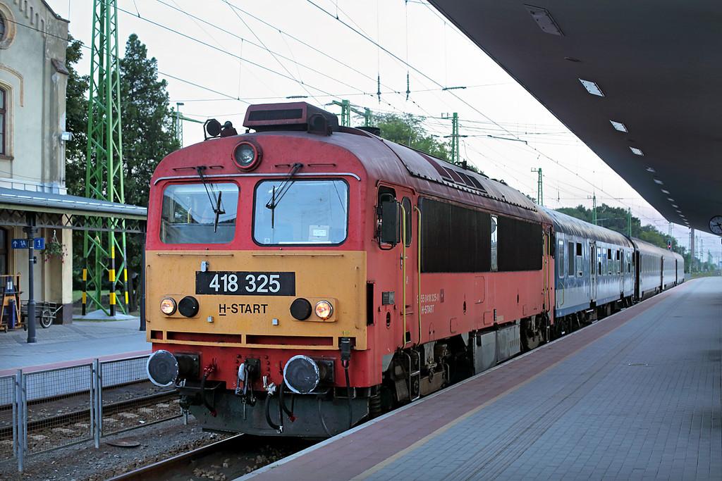 418325 Püspölkadány 12/7/2016<br /> IC363 1740 Budapest Keleti-Oradea