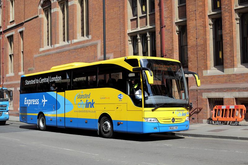 MDT5 BG65VXE, St Pancras 13/4/2016