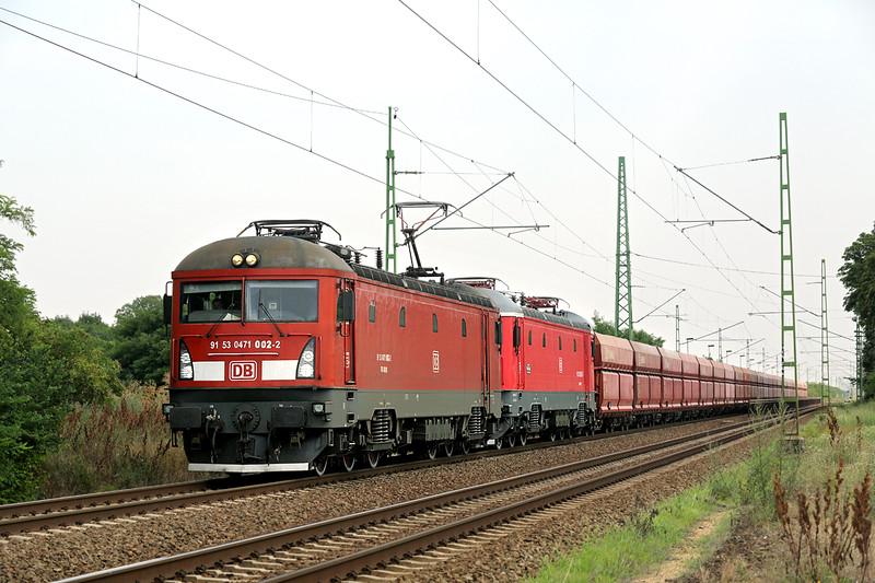 471002 and 478002, Pusztapó 13/7/2016