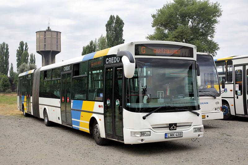 LMK-498, Szolnok 13/7/2016