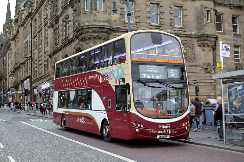 960 SN11EAP, Edinburgh 13/9/2016