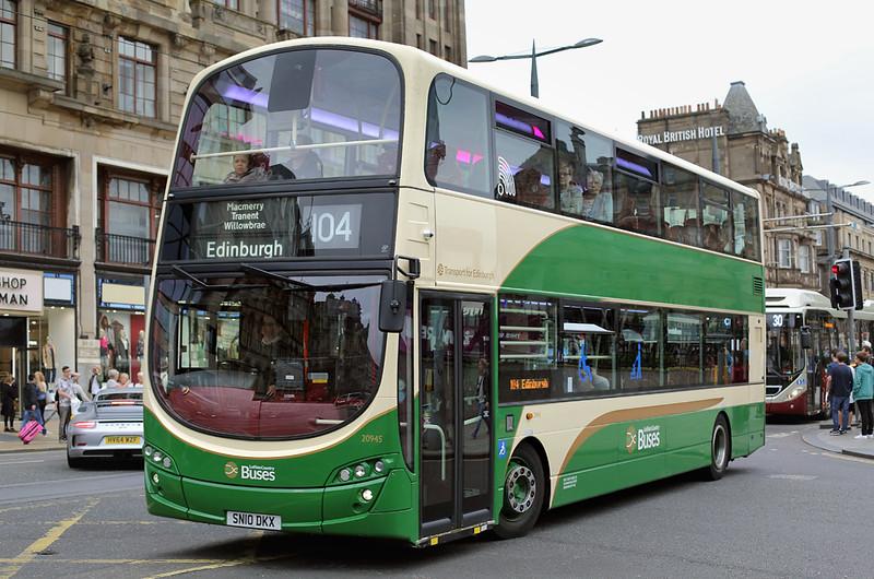 20945 SN10DKX, Edinburgh 13/9/2016