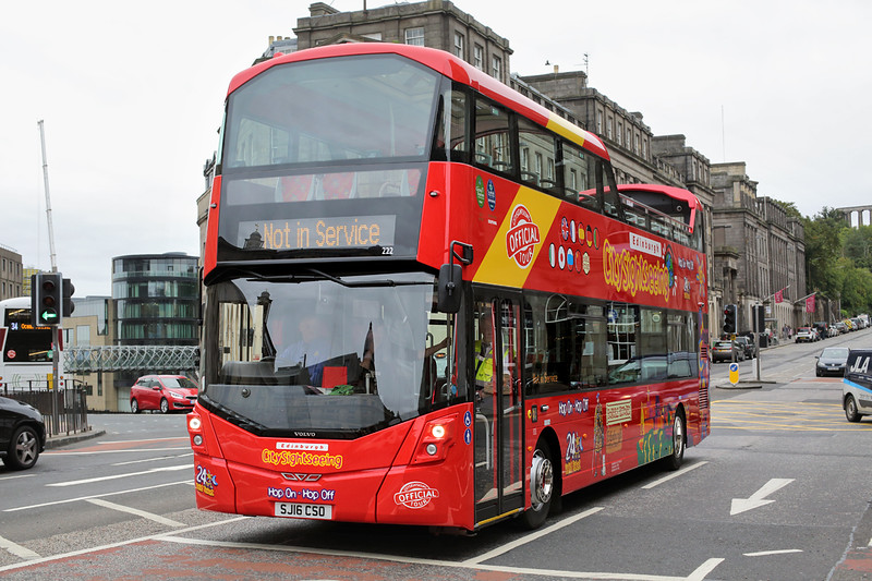 222 SJ16CSO, Edinburgh 13/9/2016