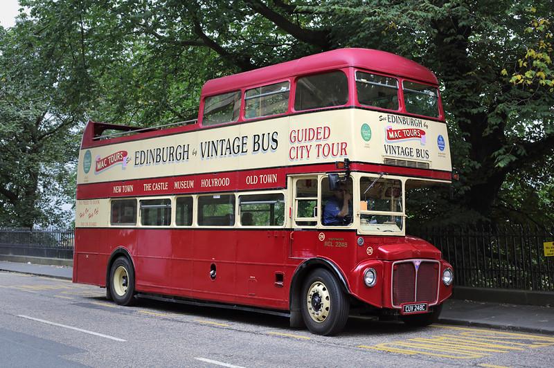 290 CUV248C, Edinburgh