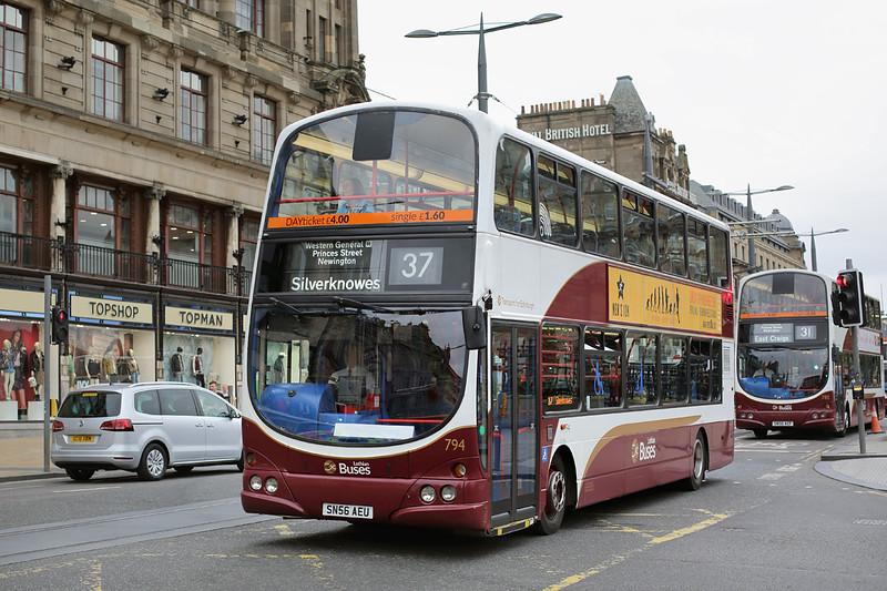 794 SN56AEU, Edinburgh 13/9/2016