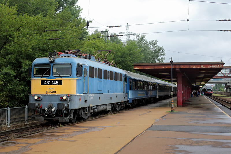431145 Kőbánya-Kispest 14/7/2016<br /> IC627 0735 Záhony-Budapest Nyuagti