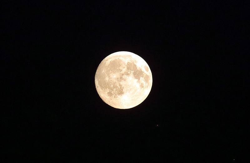 Full Moon, 15/9/2016