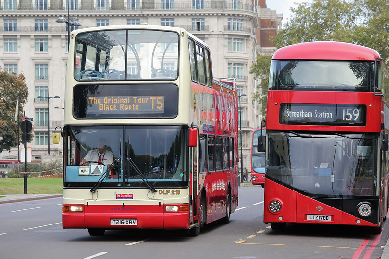 DLP216 T216XBV, Marble Arch 15/10/2016