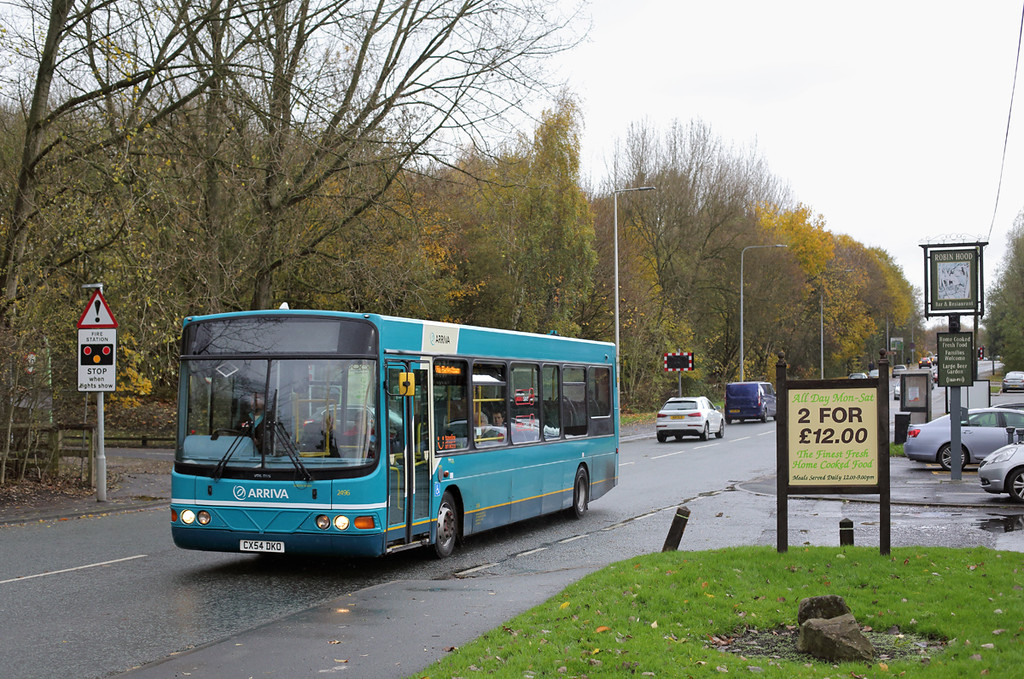 2496 CX54DKO, Aspull Common 16/11/2016