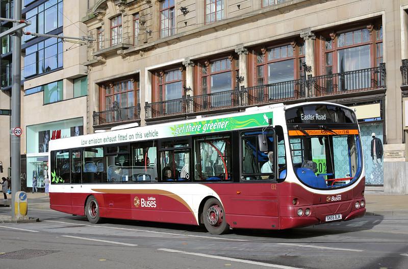 132 SN55BJK, Edinburgh 16/9/2016