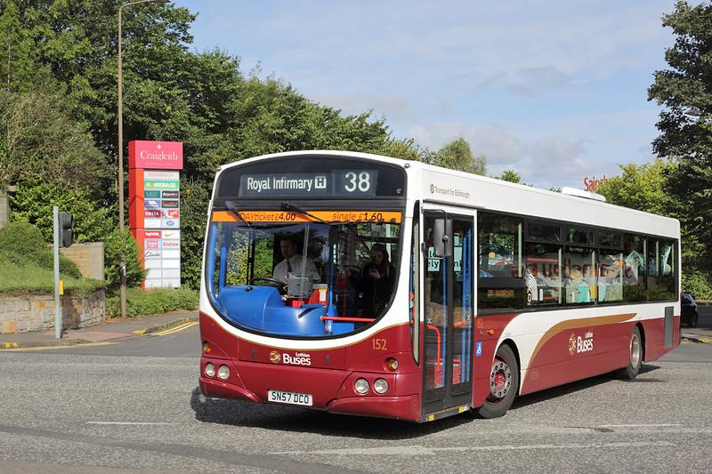 152 SN57DCO, Craigleith 16/9/2016