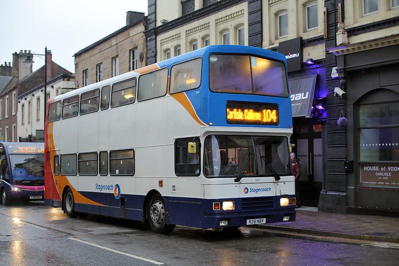 16651 R251NBV, Carlisle 17/2/2016