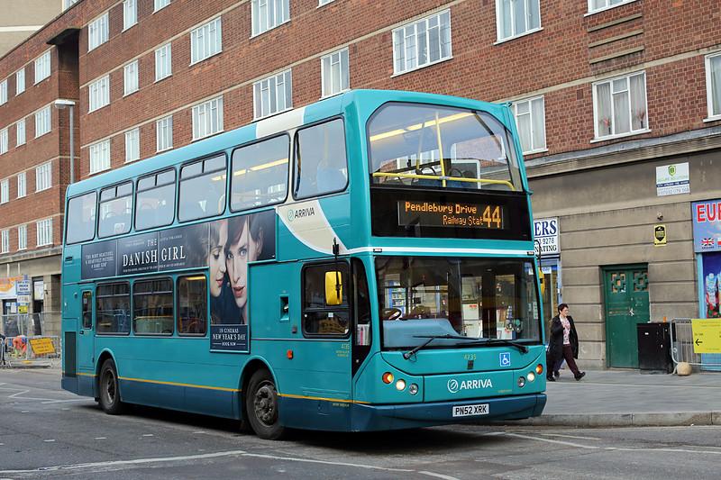 4735 PN52XRK, Leicester 18/1/2016